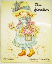Sarah Kay - Book Sarah Kay Mini-Collection Hemma Editions 1978 - In the garden