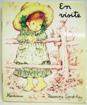 Sarah Kay - Book Sarah Kay Mini-Collection Hemma Editions 1978 - On visite