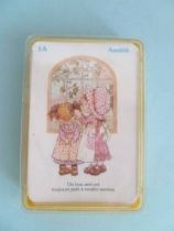 Sarah Kay - Jeu des familles en boite - Cartes Editions Hemma 1978