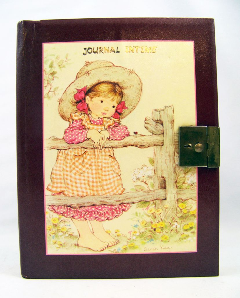 Sarah Kay - Journal Intime - Valentine 1980