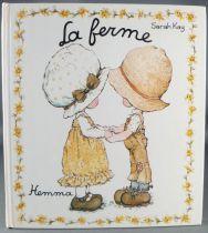 Sarah Kay - Livres Editions Hemma 1978 - La Ferme