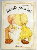Sarah Kay - Sarah Kay : Secret pour toi - Editions Hemma 1978