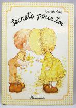 Sarah Kay - Secrets pour toi - Editions Hemma 1978