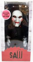 Saw - Mezco - Figurine Mega Scale 38cm Billy the Puppet