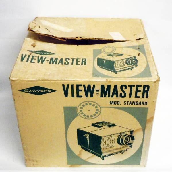 Sawyer\'s View-Master - Projecteur Modèle Standard (occasion en boite)