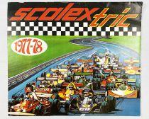 Scalextric - Catalogue Dépliant 1977-78