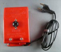 Scalextric - Transformateur Redresseur Type SF 08 U 110/200V 12V 10W Neuf sans Boite
