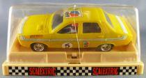 Scalextric C104 - Renault R 12 Gordini Jaune N° 5 Boite Notice