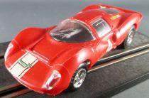 Scalextric C16 - Ferrari P4 Rouge N° 4 Le Mans