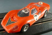 Scalextric C18 - Orange Ford 3L GT N° 1 Le Mans