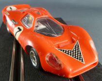 Scalextric C18 - Orange Ford 3L GT N° 1 Le Mans