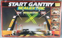 Scalextric C209 - Pont Départ Signaux Lumineux Start Light Gantry en Boite