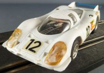 Scalextric C22 - White Porsche 917 Long Tail N° 12
