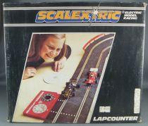 Scalextric C277 - Compte Tours Calculateur Vitesse Lapcounter Neuf Boite