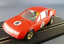 Scalextric C28 - Alpine Renault A310 Rouge N° 4