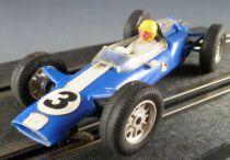 Scalextric C82 - Lotus F1 Bleue N° 3