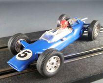 Scalextric C82 - Lotus F1 Bleue N° 5