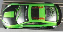 Scalextric SCX Tuning Série 3 - Toyota Celica Verte Eclairage + Pièces Carrosserie 1/32 sans Boite