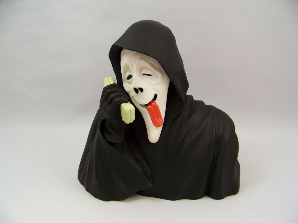 Scary Movie 6 Resin Bust