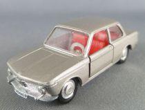 Schuco 808 809 BMW 1600 2002 Grey Metalised 1:66