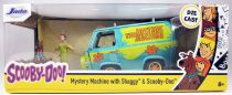Scooby-Doo - Jada - 1:24 scale die-cast Mystery Machine with Shaggy & Scooby-Doo