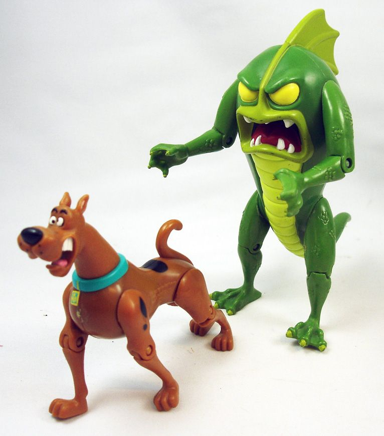 Scooby-Doo - Le Monstre Sous-Marin & Scooby (loose)