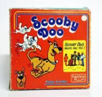 Scooby-Doo - Techno Film Super 8 Color Movie - Scooby-Doo and the mechanical horse (SC.1087)