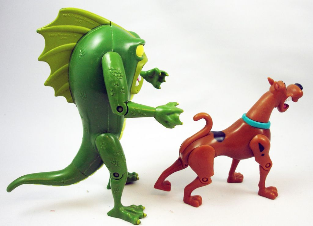 Scooby-Doo - Le Monstre Sous-Marin & Scooby (1)