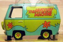 Scooby-Doo, Die Cast Mystery Machine scaled 1: 18