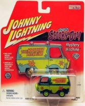 Scooby-Doo, Mint on Card Die Cast Metalised Mystery Machine scaled 1: 64
