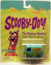 Scooby-Doo, Mint on Card Die Cast Mystery Machine scaled 1: 64