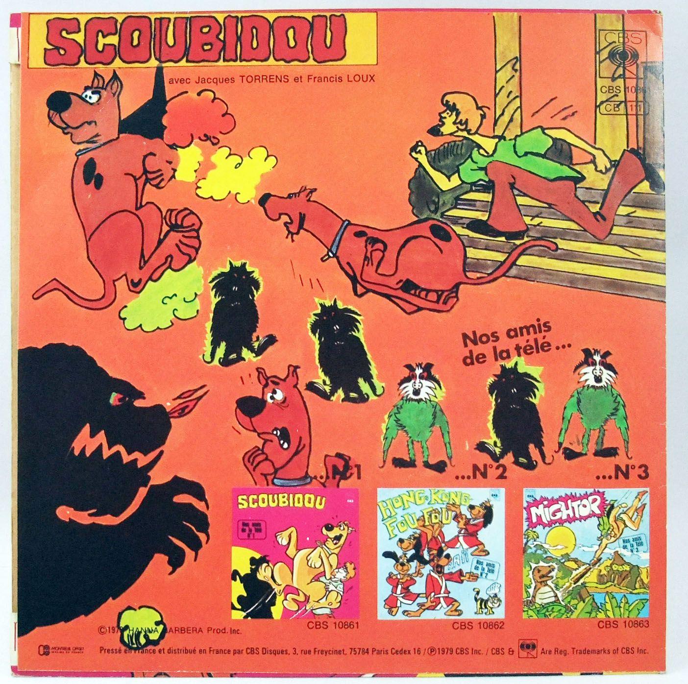 Scoubidou - Disque 45Tours - CBS Records 1979
