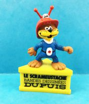 Scrameustache - PVC Figure on Base (Dupuis Editions Promotional)