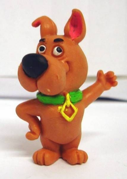 Scrapy-Doo Comic Spain PVC Figure