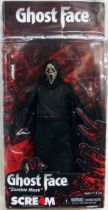 Scream 4 - Ghost Face (zombie mask) - NECA