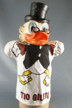 Scrooge - Famosa Hand Puppet - Scrooge