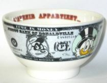 Scrooge - Merchandising  - French Ceramic Bowl (Mint)