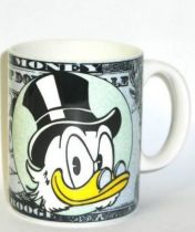 Scrooge - Merchandising - French Ceramic Mug (Mint)