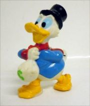 Scrooge - Nestlé Plastic Figures - Scrooge