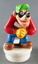 Scrooge - Nestlé Smarties PVC Figures - Beagle Boys