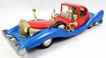 Scrooge - Polistil diecast vehicle - Scrooge\'s Limousine (loose)