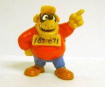 Scrooge - PVC figures Bully - Beagle Boy 167-671 (Duck Tales)