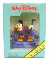 Scrooge - PVC figures Comicland - Scrooge up on its sofa