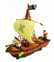 Scrooge - Topolino - Beagle Boy\'s Pirate Ship