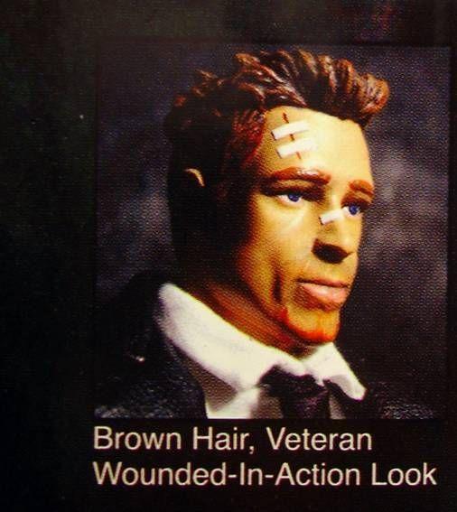 Se7en -  Detective David Mills (Brad Pitt)
