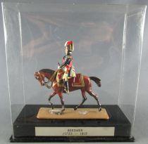 Segom - Figurine Plastique 54mm - Empire Cavalier - Berthier 1753-1815 Neuf Boite