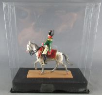 Segom - Plastic Figure 54mm - Napoleonic Mounted - Napoleon Mint in Box