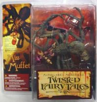 Serie 4 (Twisted Fairy Tales) - Miss Muffet