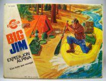 Série Aventure - Expédition Alpine neuf en boite (ref.9416) Congost