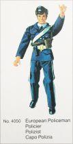 Série Aventure - Tenue de Policier (ref.4050)